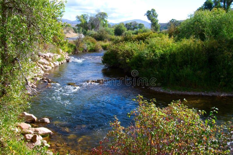 Ποταμός Ogden στοκ εικόνα