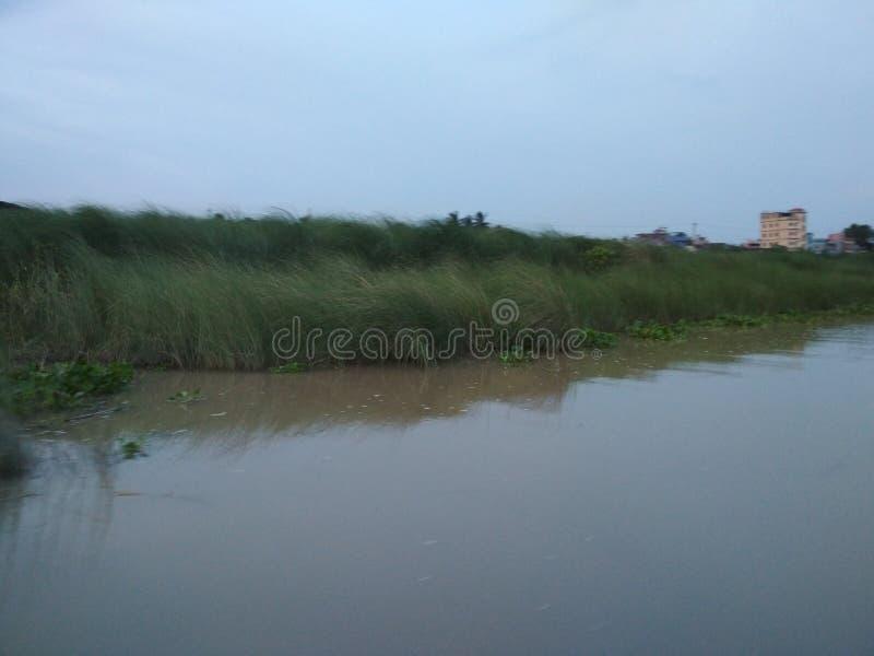 Ποταμός Padma στοκ φωτογραφία