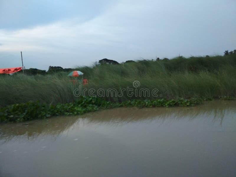 Ποταμός Padma στοκ εικόνα με δικαίωμα ελεύθερης χρήσης