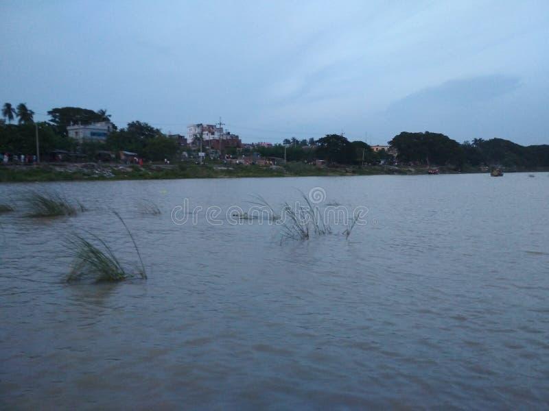 Ποταμός Padma στοκ φωτογραφία με δικαίωμα ελεύθερης χρήσης