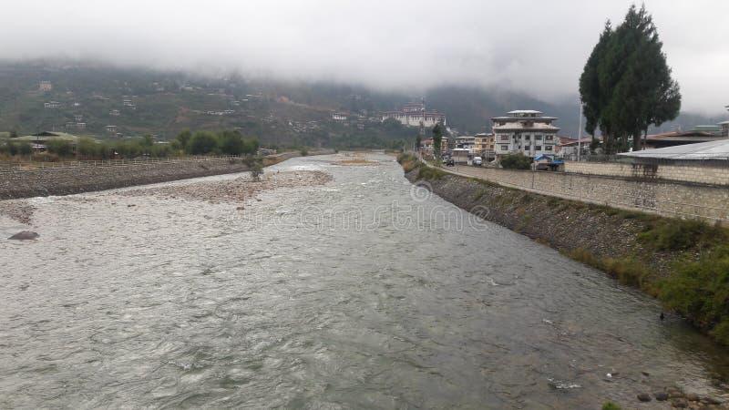 Ποταμός Paro στοκ εικόνες