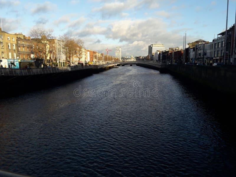 Ποταμός Streat στοκ εικόνες