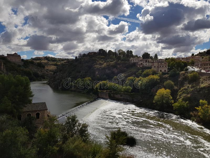 ποταμός tajo στοκ φωτογραφία με δικαίωμα ελεύθερης χρήσης
