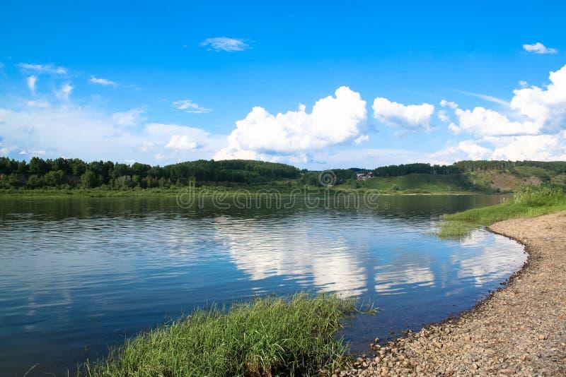 Ποταμός Tom στοκ φωτογραφίες με δικαίωμα ελεύθερης χρήσης