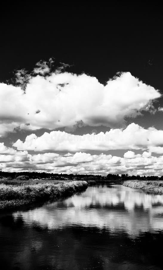 Ποταμός Uvod στοκ φωτογραφία με δικαίωμα ελεύθερης χρήσης