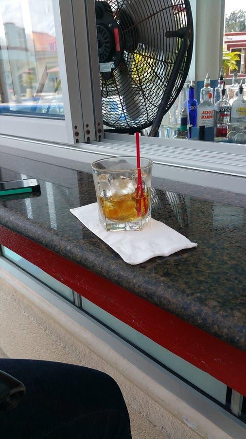 Ποτό επάνω στοκ εικόνα με δικαίωμα ελεύθερης χρήσης