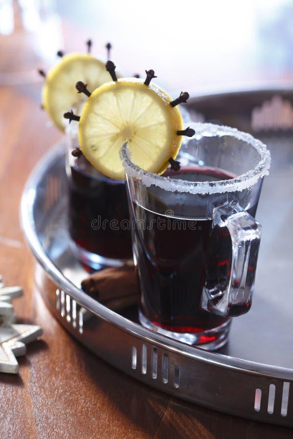 ποτό ζεστό στοκ εικόνες