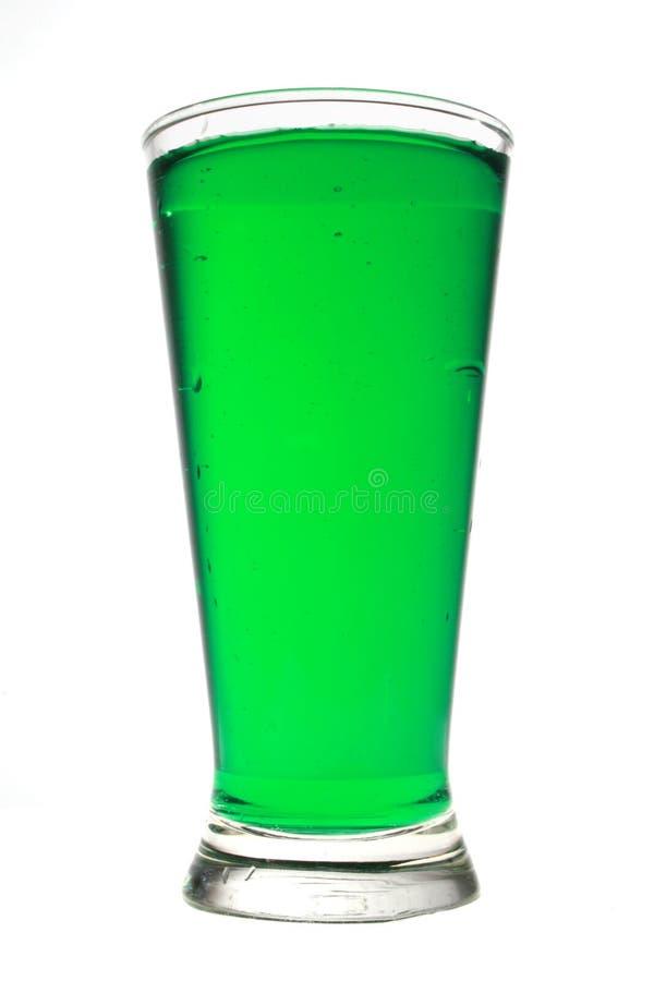 ποτό πράσινο στοκ εικόνες