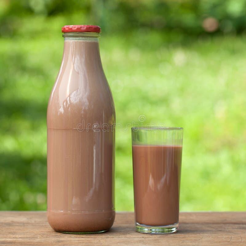 Ποτό σοκολάτας στοκ εικόνες με δικαίωμα ελεύθερης χρήσης