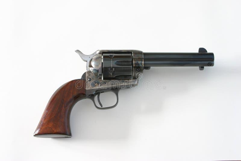 πουλάρι 45 πιστόλι, ειρηνοποιός στοκ εικόνες με δικαίωμα ελεύθερης χρήσης