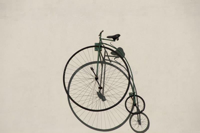 Ποδήλατο πένα-Farthing στοκ φωτογραφίες με δικαίωμα ελεύθερης χρήσης