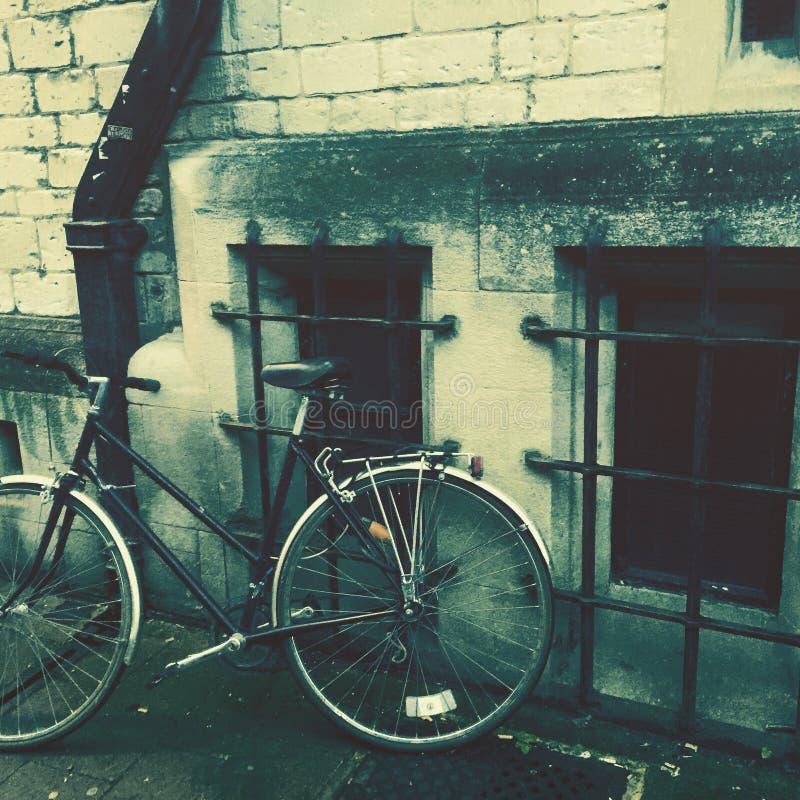 Ποδήλατο στην Αγγλία στοκ φωτογραφία με δικαίωμα ελεύθερης χρήσης