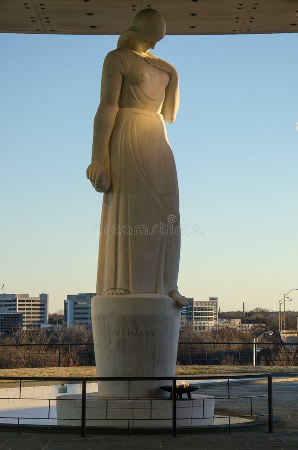 Πολεμικό μνημείο της Βιρτζίνια στοκ φωτογραφία με δικαίωμα ελεύθερης χρήσης