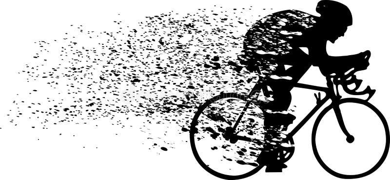 ποδηλάτης ελεύθερη απεικόνιση δικαιώματος