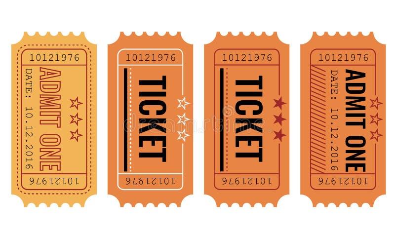 πολικό καθορισμένο διάνυσμα καρδιών κινούμενων σχεδίων Το εκλεκτής ποιότητας έγγραφο αναγνωρίζει ενός και εισιτηρίων το εικονίδιο απεικόνιση αποθεμάτων