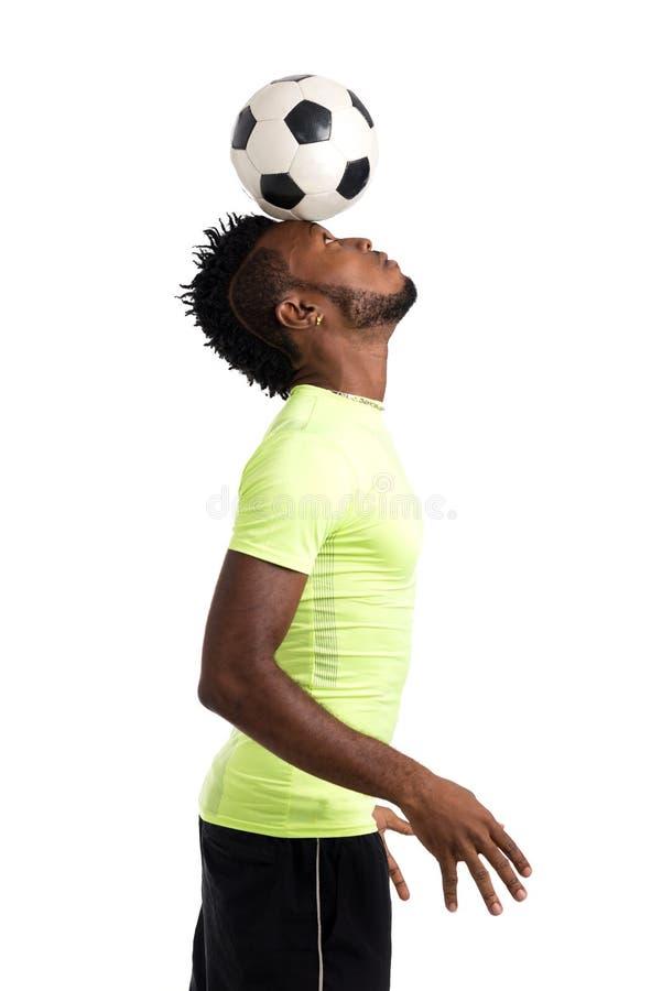 Ποδοσφαιριστής στοκ εικόνες με δικαίωμα ελεύθερης χρήσης
