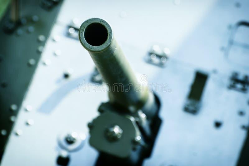Πολυβόλο του Δεύτερου Παγκόσμιου Πολέμου στοκ φωτογραφία