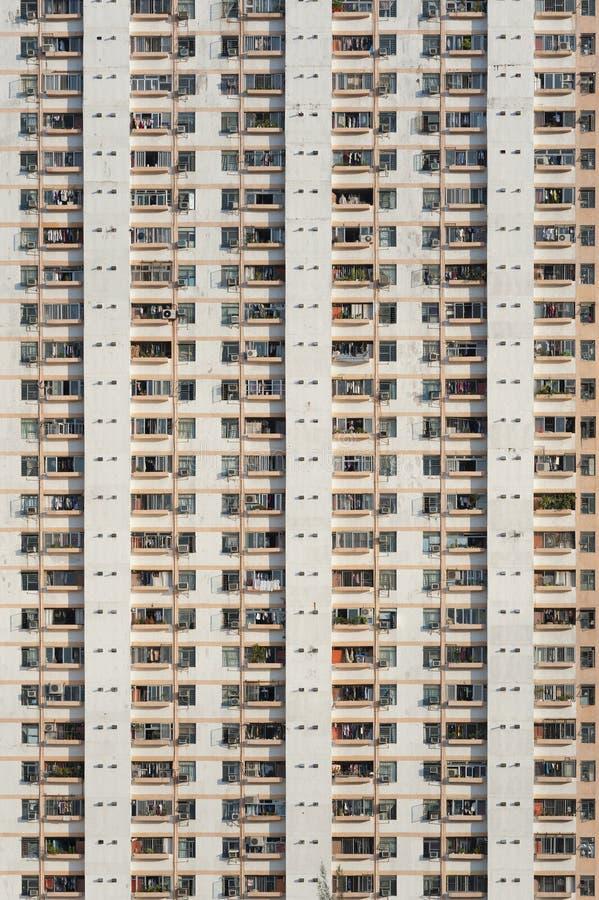 Πολυκατοικία Densed στοκ εικόνα με δικαίωμα ελεύθερης χρήσης
