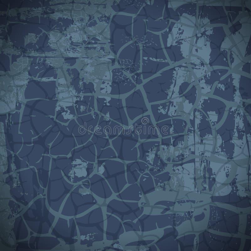 Πολυστρωματικό διανυσματικό υπόβαθρο Grunge διανυσματική απεικόνιση