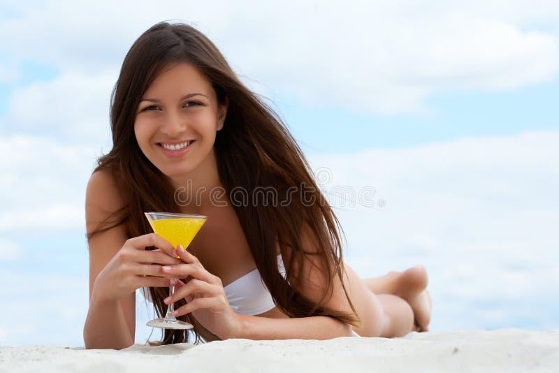 Πολυτελής κυρία στοκ εικόνα με δικαίωμα ελεύθερης χρήσης