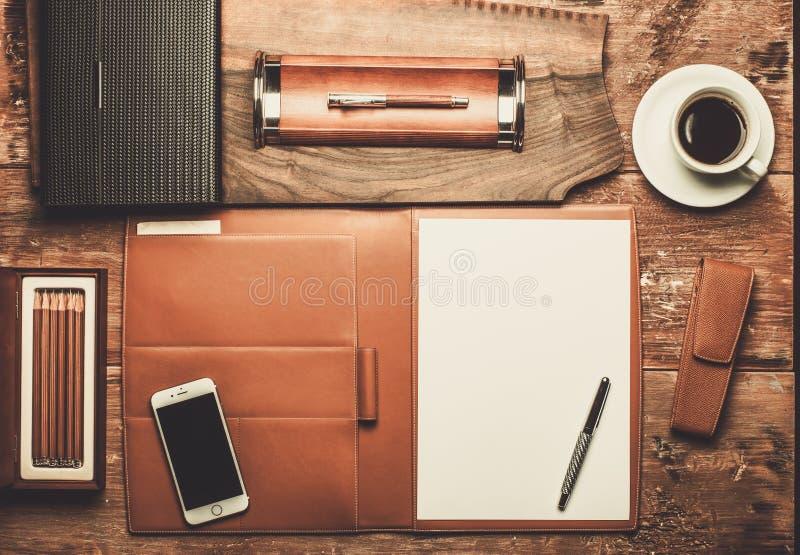 Πολυτελή εργαλεία επιχειρηματιών στοκ φωτογραφία με δικαίωμα ελεύθερης χρήσης