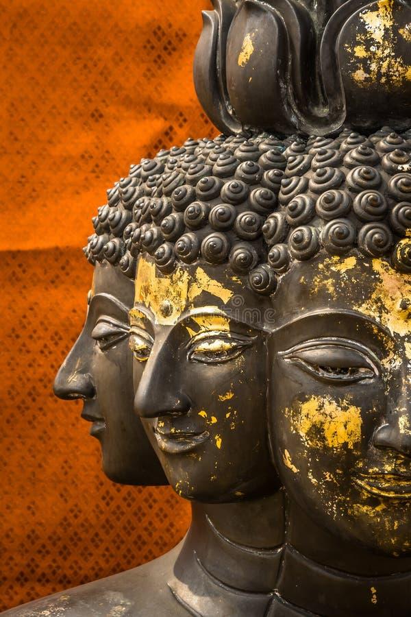 Πολυ πρόσωπο του Βούδα στοκ εικόνες με δικαίωμα ελεύθερης χρήσης