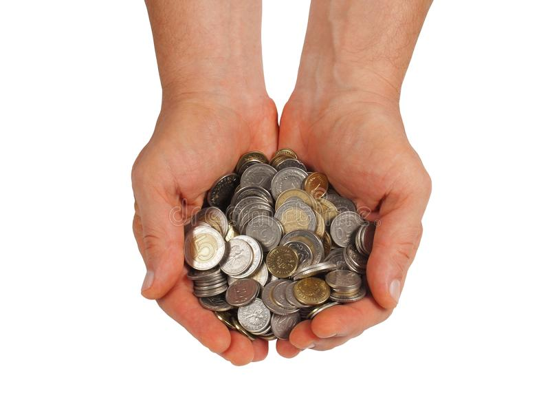 Πολωνικά χρήματα στοκ φωτογραφίες με δικαίωμα ελεύθερης χρήσης
