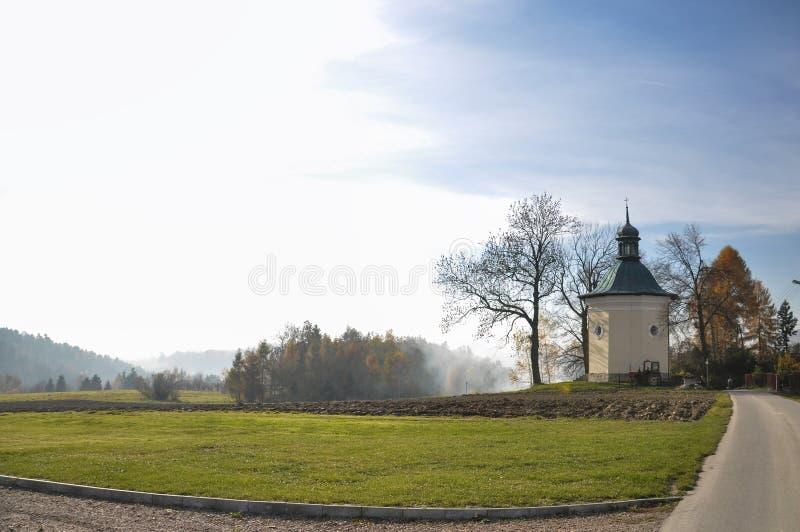 Πολωνικό τοπίο στοκ φωτογραφίες