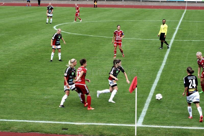 ποδόσφαιρο παιχνιδιών στοκ εικόνα με δικαίωμα ελεύθερης χρήσης