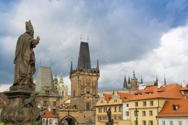 Πράγα, παλαιά πόλης αρχιτεκτονική στοκ εικόνα με δικαίωμα ελεύθερης χρήσης
