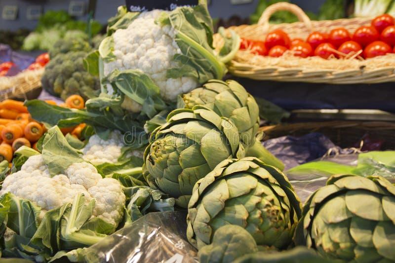πράσινα λαχανικά αρθρόποδων στοκ εικόνες