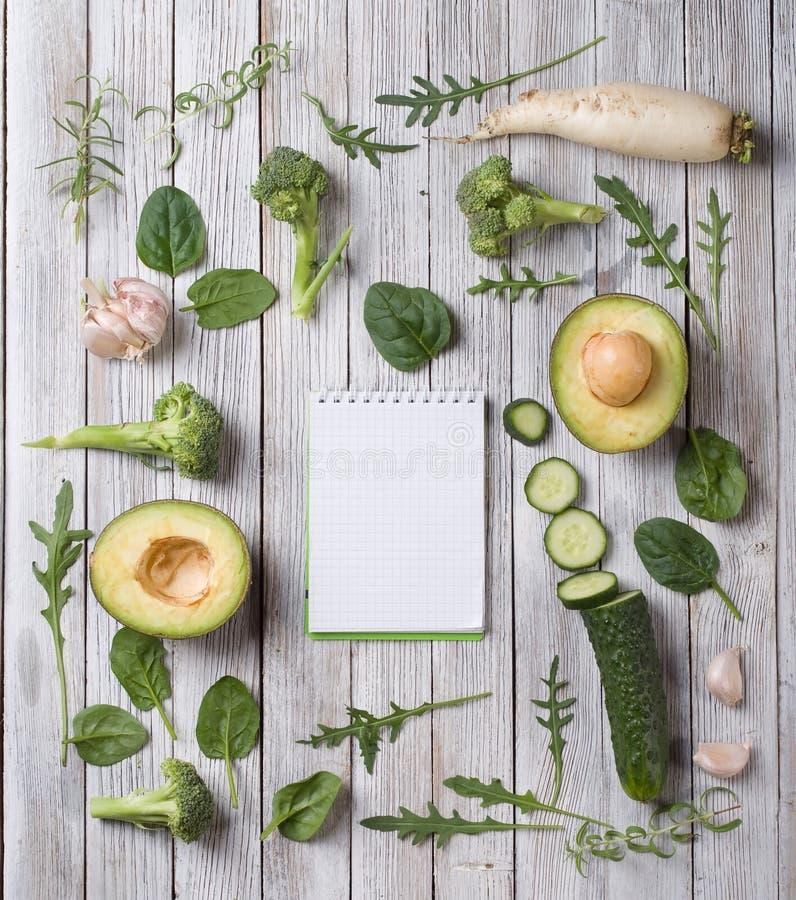 πράσινα λαχανικά μιγμάτων στοκ φωτογραφίες με δικαίωμα ελεύθερης χρήσης