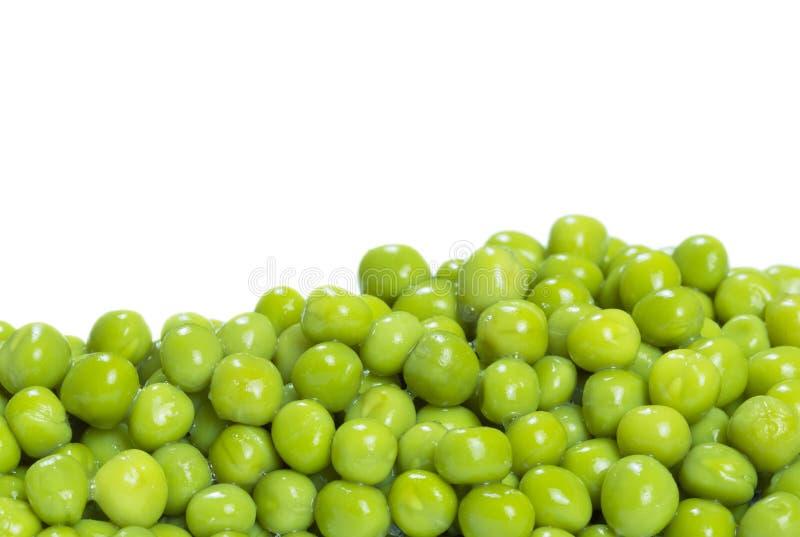 Πράσινα μπιζέλια στοκ εικόνα με δικαίωμα ελεύθερης χρήσης
