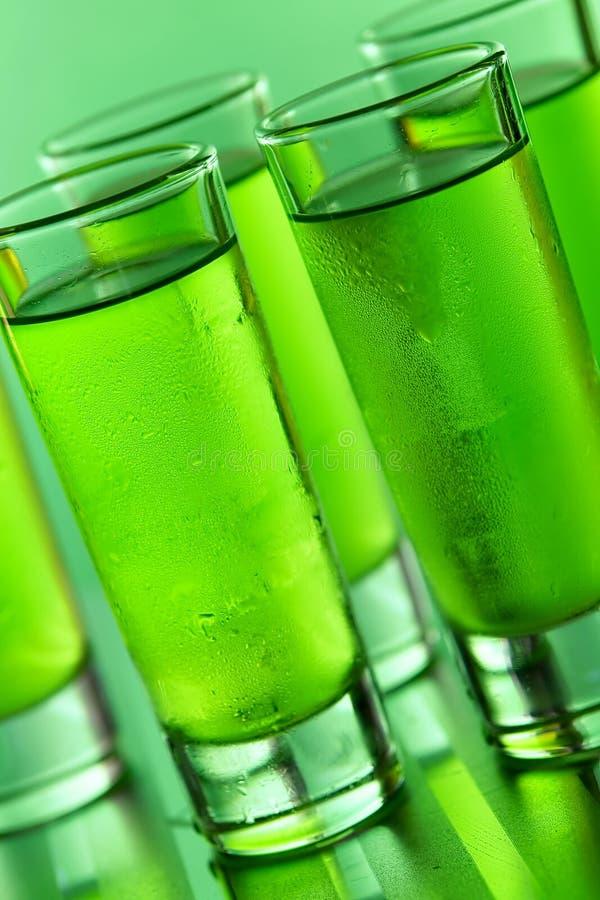 πράσινα πλάνα στοκ φωτογραφία