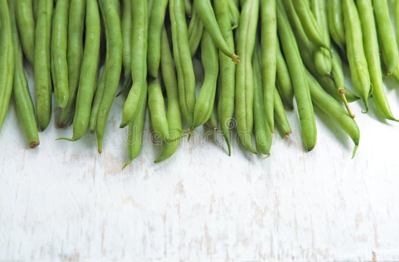 Πράσινα φασόλια στοκ φωτογραφίες με δικαίωμα ελεύθερης χρήσης
