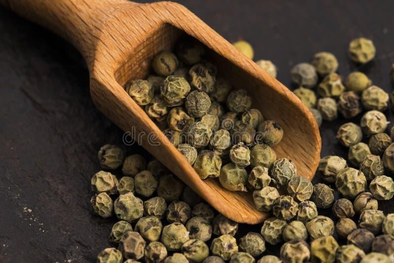 πράσινα peppercorns στοκ εικόνες