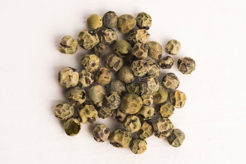 πράσινα peppercorns στοκ φωτογραφίες