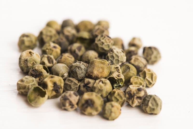 πράσινα peppercorns στοκ φωτογραφίες με δικαίωμα ελεύθερης χρήσης