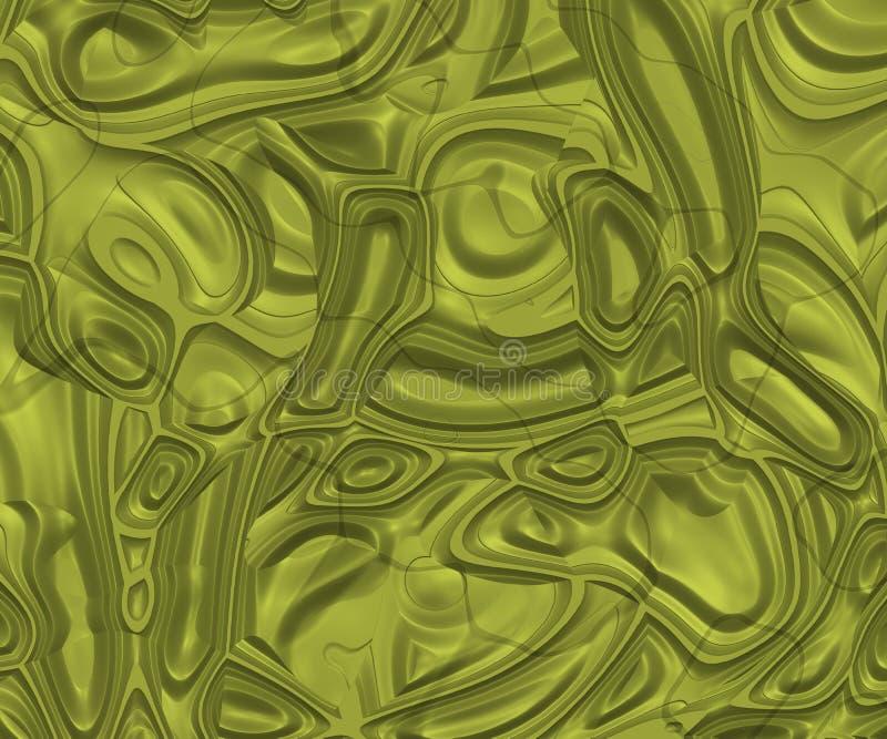 Πράσινη αφηρημένη ανασκόπηση διανυσματική απεικόνιση