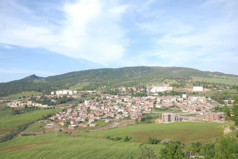 Πράσινη θέση Montain στοκ φωτογραφία με δικαίωμα ελεύθερης χρήσης