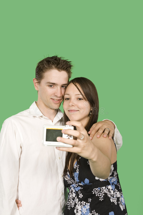 πράσινη οθόνη μοντέλων στοκ φωτογραφίες με δικαίωμα ελεύθερης χρήσης