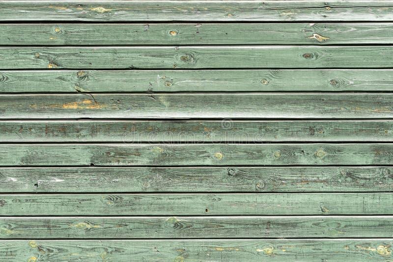 Πράσινη παλαιά ξύλινη σύσταση ως καλό υπόβαθρο στοκ εικόνες