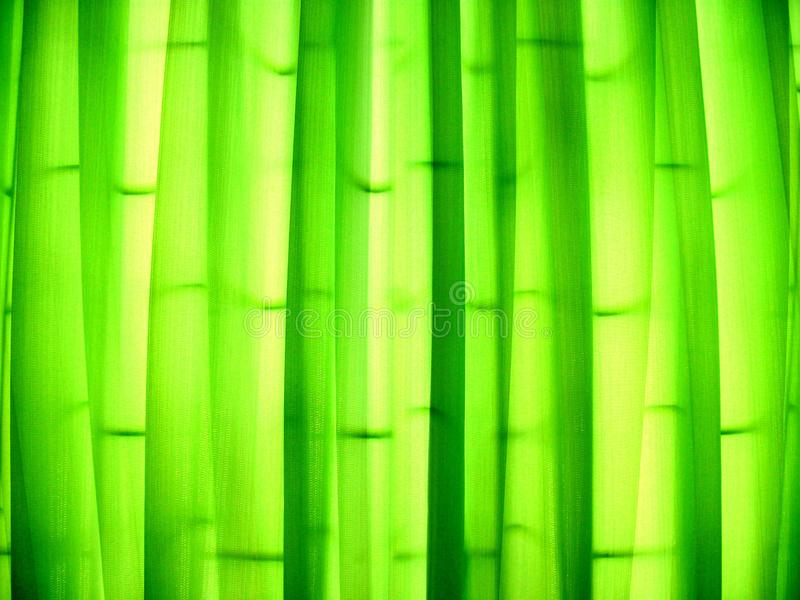 Πράσινη σύσταση κουρτινών ή υφασματεμποριών για το υπόβαθρο στοκ φωτογραφία με δικαίωμα ελεύθερης χρήσης