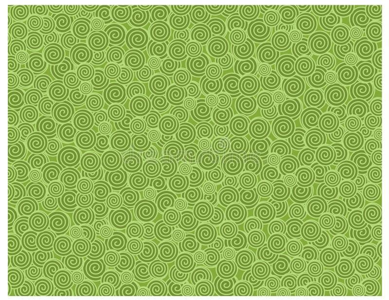 πράσινη σύσταση σαλιγκαρ&io ελεύθερη απεικόνιση δικαιώματος