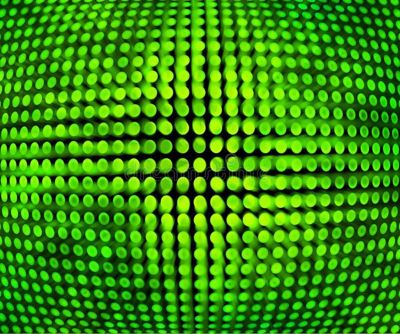 Πράσινη σύσταση υποβάθρου Disco διανυσματική απεικόνιση