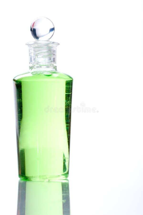 πράσινη SPA μπουκαλιών στοκ εικόνες με δικαίωμα ελεύθερης χρήσης