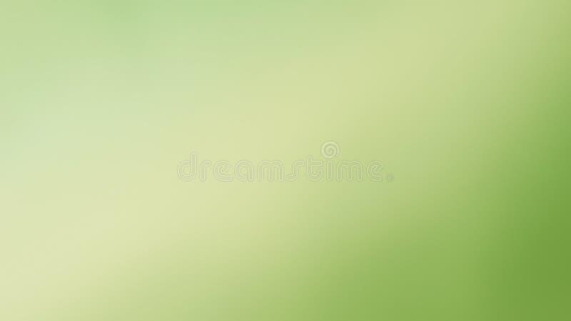 Πράσινος εξασθενίστε τη θαμπάδα φωτογραφιών υποβάθρου χρώματος ελεύθερη απεικόνιση δικαιώματος