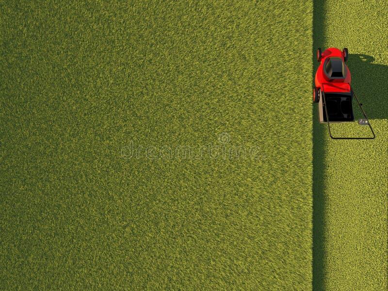 πράσινος θεριστής χορτο&ta