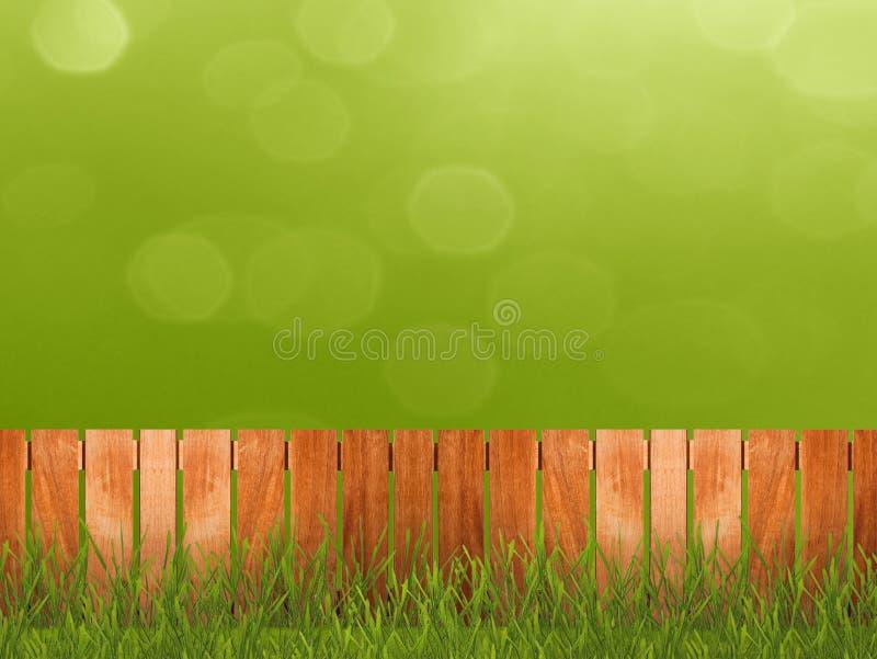 Πράσινος κήπος grassin στοκ εικόνες