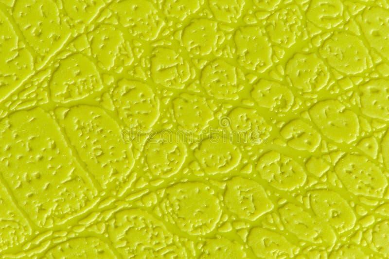 πράσινος κίτρινος υφάσματ& στοκ εικόνα με δικαίωμα ελεύθερης χρήσης